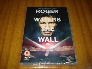 Dvd Roger Waters Pink Floyd / The Wall (nuevo Sellado) Europ