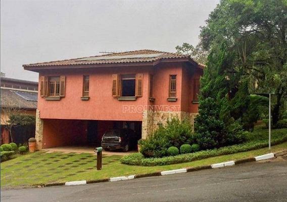 Casa Residencial Para Venda E Locação, Granja Viana, Cotia. - Ca16160