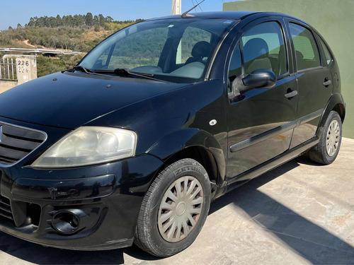 Imagem 1 de 7 de Citroën C3 2009 1.4 8v Glx Flex 5p
