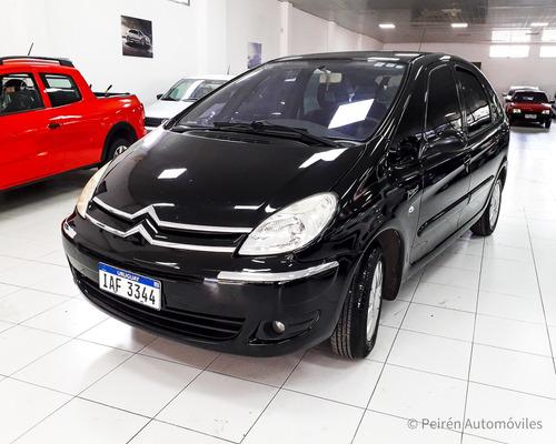 Citroën Picasso Excusive 2010 Negra - Ref:1376