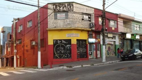 Imagem 1 de 6 de Comercial Para Aluguel, 0 Dormitórios, Freguesia Do Ó - São Paulo - 2565