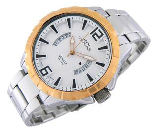 Reloj Montreal Hombre Ml726 Calend Sumerg Envío Gratis