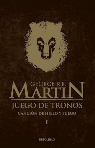 Libro 1. Juego De Tronos Cancion De Hielo Y Fuego De George