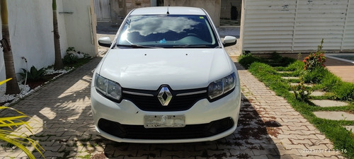 Renault Logan 2016 1.6 Expression Hi-power 4p