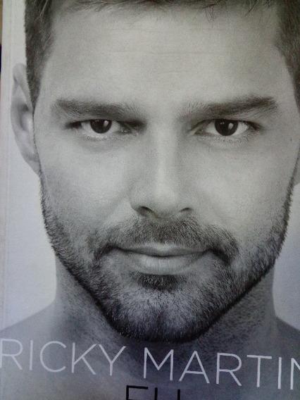 Ricky Martin Eu Autobiografia Menudo Novo Pop Gay Cantor