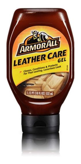 Protector Y Acondicionador De Cuero En Gel Armor All