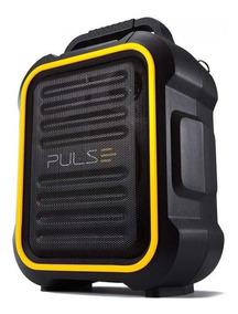 Caixa De Som Multiuso Pulse Speaker Sp295 - 80w Rms