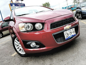 Chevrolet Sonic 1.6 Ltz At 2014