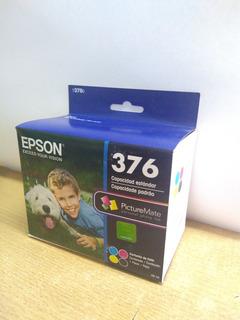 Pack X 6 Tinta Epson T376020-al P/pm525