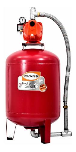 Hidroneumático Vertical Evans De 90l 55 Psi 220v
