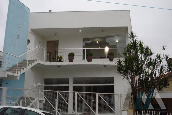 Salão Comercial Para Locação, Centro, Votorantim. - Sl0006