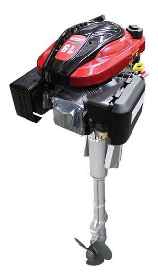 Rabeta Vertical Com Motor A Gasolina 6,5 Cv Kawashima