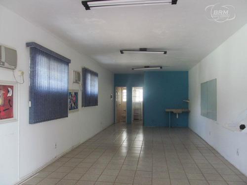 Sala Para Alugar, 50 M² Por R$ 1.500,00/mês - Centro - Vinhedo/sp - Sa0058