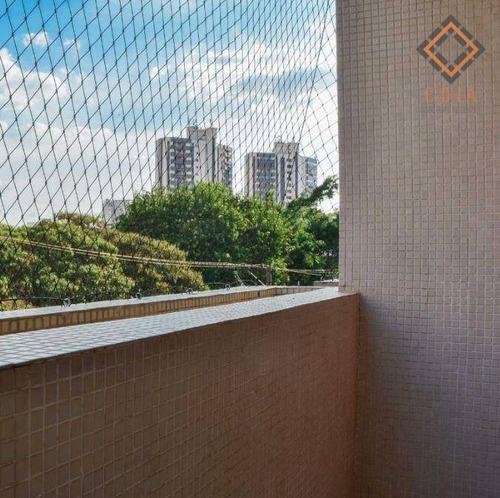 Apartamento Com 4 Dormitórios À Venda, 196 M² Por R$ 1.376.074,00 - Saúde - São Paulo/sp - Ap55158