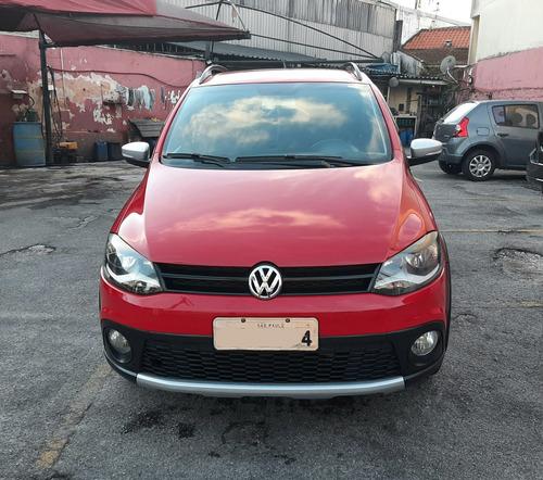Imagem 1 de 15 de Volkswagen Crossfox 2014 1.6 Vht Total Flex 5p