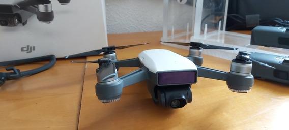 Drone Dji Spark Fly More Semi Novo Perfeito