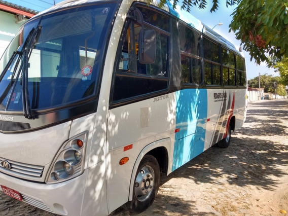 Micro-onibus Astor Maxibus 2013/2013