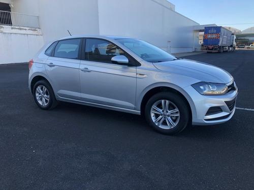 Imagem 1 de 9 de Volkswagen Polo 1.0 Prata 2018