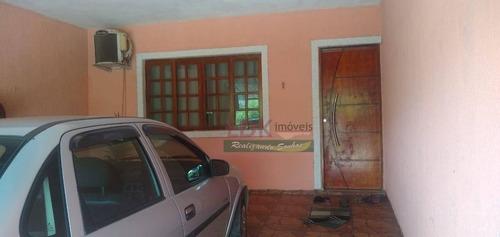 Imagem 1 de 20 de Casa Com 2 Dormitórios À Venda, 125 M² Por R$ 230.000,00 - Jardim Marcelo - Itaquaquecetuba/sp - Ca5750