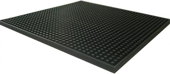 Tapete Para Bar 30x30cm Bar Mat Porta Copo Escorredor- Pvc
