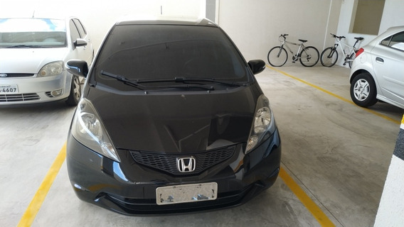 Honda Fit 1.4 Lxl Flex Aut. 5p 2009