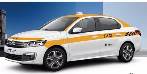 Taxi Citroen Celysee