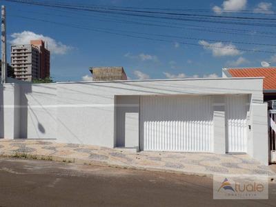 Casa Com 2 Dormitórios Para Alugar, 80 M² - Jardim Santa Amélia - Hortolândia/sp - Ca6220