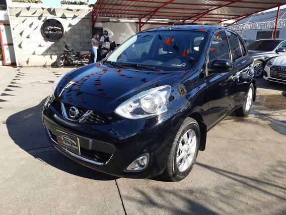 Nissan March Advance Mecanico 1.6 2ab Abs 2014