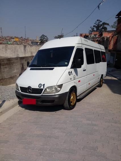 Sprinter 313 Cdi 2010/11 Executiva Com Ar Tekinha Ônibus