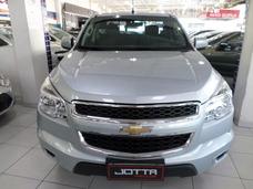 Chevrolet / S10 2.4 Mpfi Lt 4x2 Cs 8v Flex 2p/ 2013/ Prata