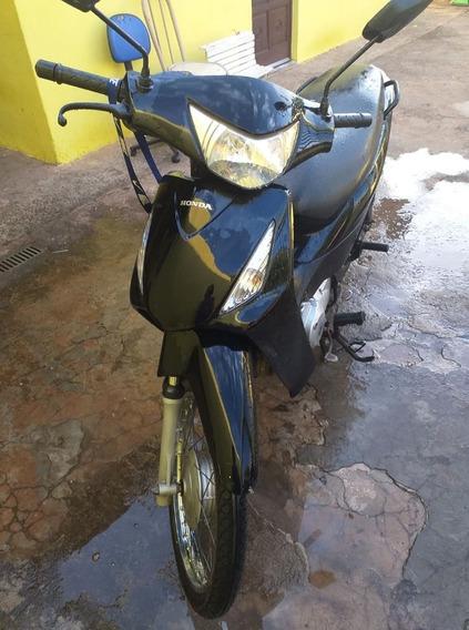 Honda Biz 125ks Em Excelente Estado De Conservaçao 8 Mil Km.
