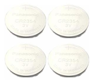 Panasonic 4 Nueva Cr2354 2354 Cr 3v Baterías De Litio
