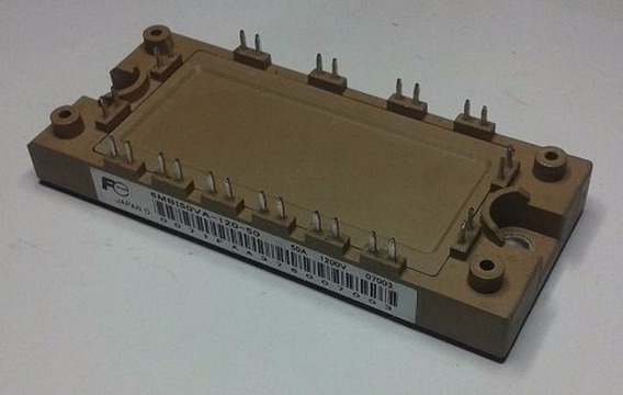 Modulo Igbt 6mbi50va-120-50 - Fe - 50a - 1200v