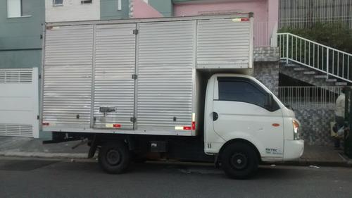 Imagem 1 de 2 de Hyundai Hr 2010 2.5 Rs Longo S/ Carroceria Tci 2p