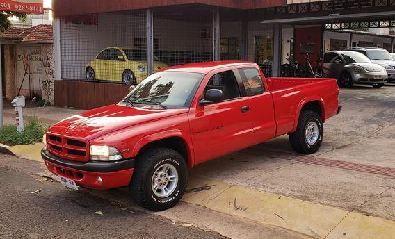 Dodge Dakota - 5.2 R/t 4x2 Ce V8 Gasolina 2000/2000