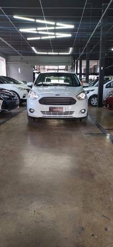 Imagem 1 de 11 de Ford Ka 1.5 Ti-vct Flex Se Sedan Automático