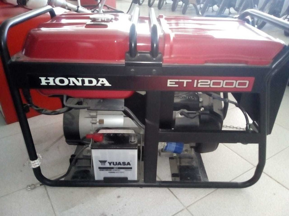 Oportunidad Generador Honda Et 12000 Trifasico 0 Km !!!