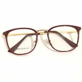 24a546fb3 Oculos Prada Acetato Vinho - Óculos no Mercado Livre Brasil