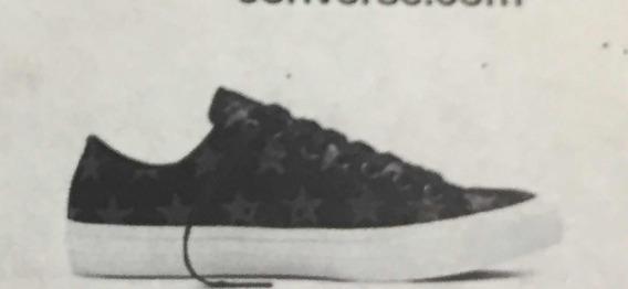 Zapatillas Converse Negras C/ Estrellas