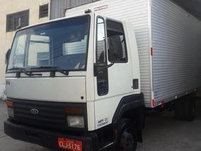 Ford Cargo 814 99 Bau 5,00mts