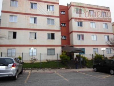 Apartamento 3 Dorm - R$ 1.200,00 Locação, Jardim Rio Das Pedras, Cotia. - Ap0022