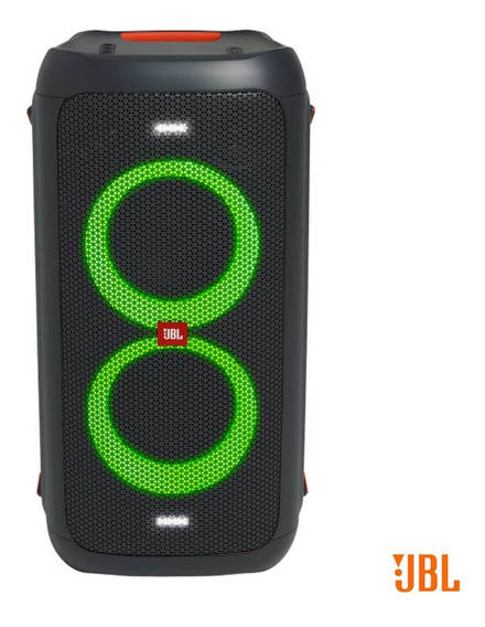 Jbl Partybox 100 Original Nota Fiscal Caixa De Som Bluetooth