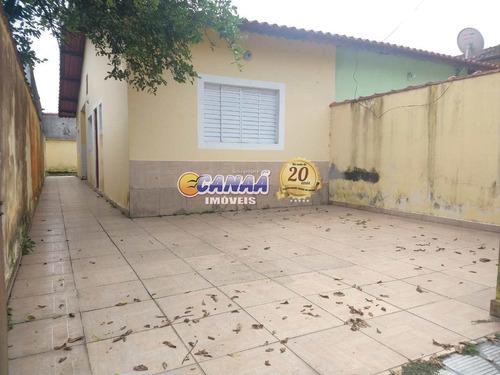 Casa Com 2 Dorms, Itaguaí, Mongaguá - R$ 160 Mil, Cod: 8279 - V8279