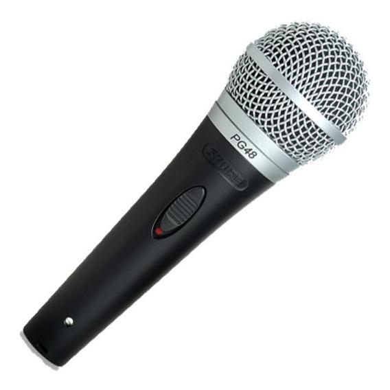 Microfono De Voz Kc Pg48 Con Cable