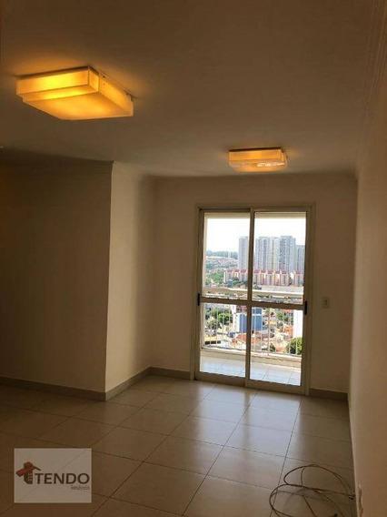 Apartamento 63 M² - 3 Dormitórios - 1 Suíte - Piraporinha - Diadema/sp - Ap0585