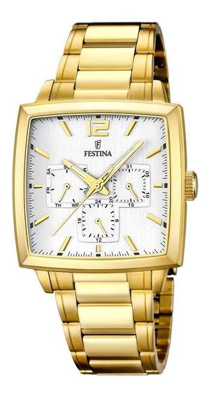 Relógio Festina Gold F16785-1