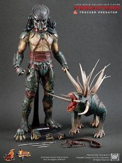 Tracker Predator Hot Toys..1/6 Scale..nuevo!!