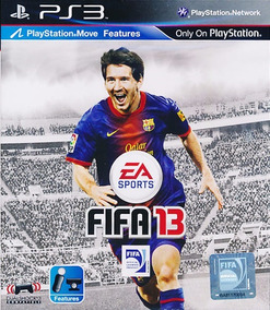 Fifa 2013, Jogo Ps3 Impecavel