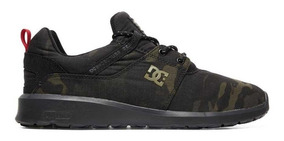 Tênis Dc Heathrow Tx Se Camo/black 10882 Original