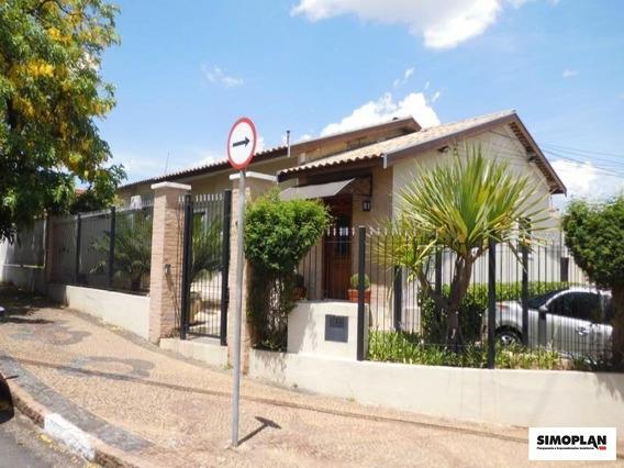 Casa Comercial Em Campinas - Guanabara - Ca00003 - 3214818